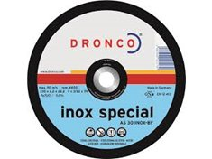 AS 30 S Inox Special 230X2,2X22,2